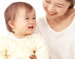赤ちゃんをむし歯から守るために