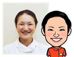 高橋 裕子(歯科衛生士)